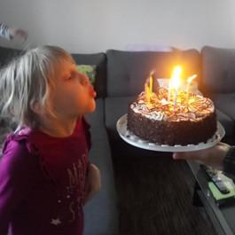 С днём рождения, Алина!