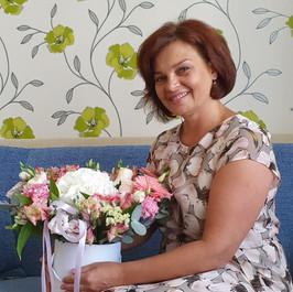 С днём рождения, Ольга Николаевна!