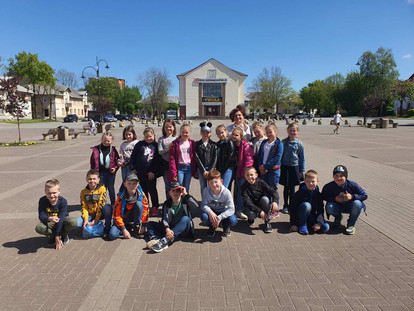 Экскурсия по Кохтла-Ярве