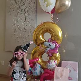 С  днём рождения, Виталина!
