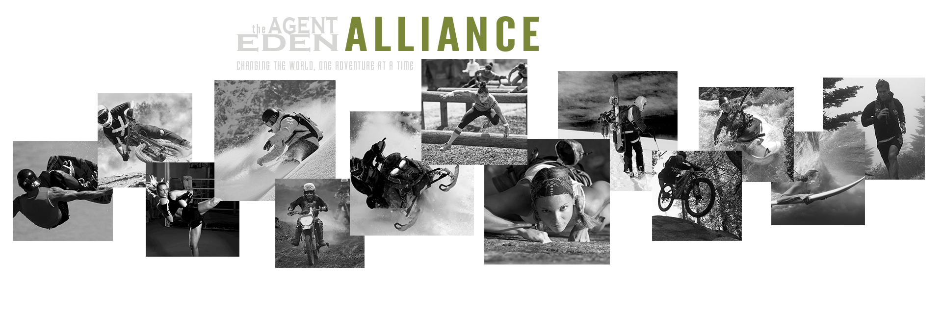 The Agent Eden Alliance Athletes Changing the World One Adventue at a Time