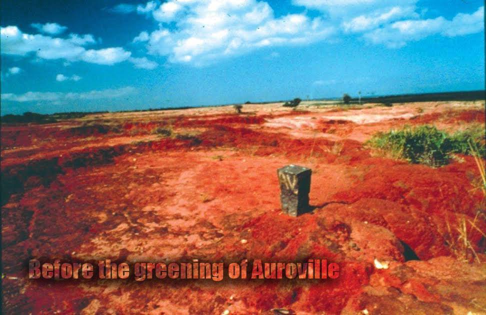 Auroville 1970