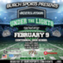 Burch Sports YPL Under the Lights