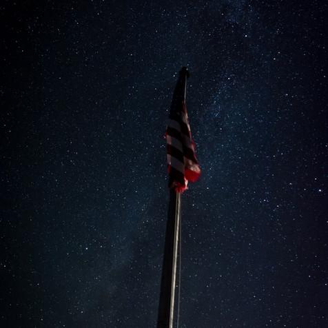 October Flag