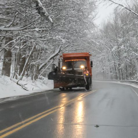 Snow Plow Driver