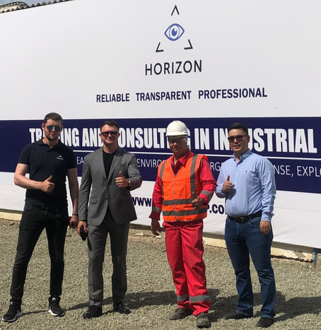 Exert teams up with Horizon - A new partner assessment centre in Kazakhstan