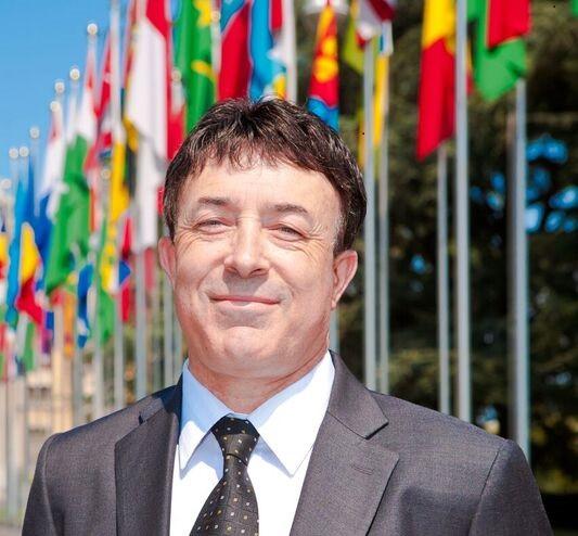 Chris Agius - IECEx Executive Secretary