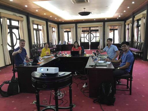 Exert teams up with TESV - A new partner assessment centre in Vietnam!