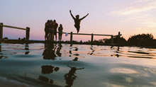 1.....2......3.....JUMP!