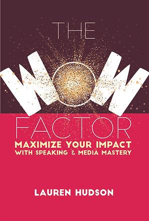 Lauren Hudson WOW Factor Book Front Cover.jpg