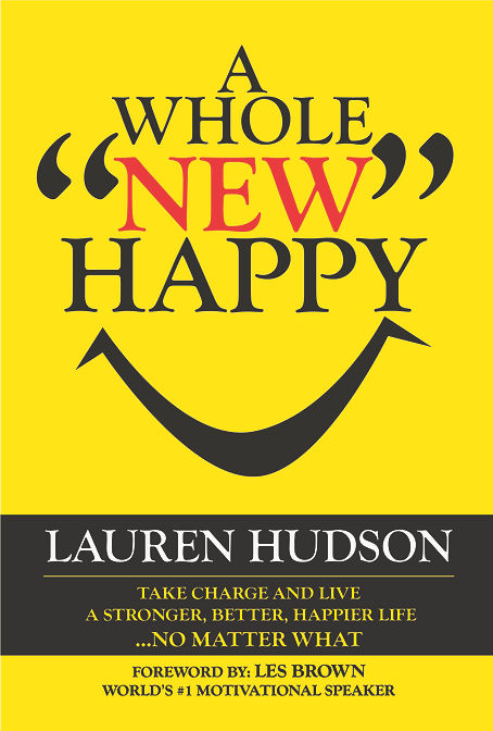 Happy book cover black single LH-A whole