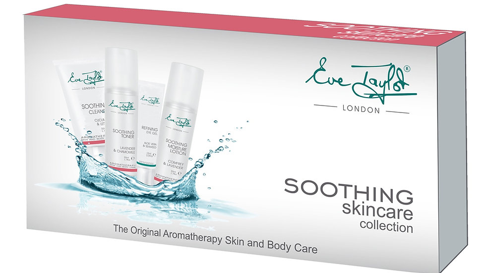 Soothing Skincare Collection Kit