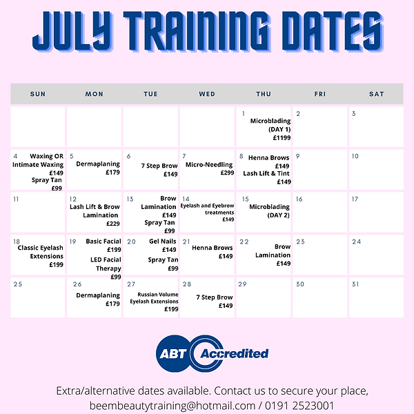 July course