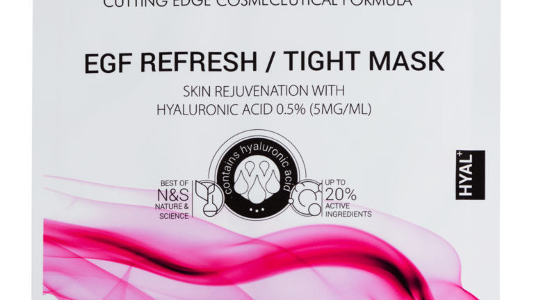 CLINICARE EGF REFRESH/TIGHT MASK