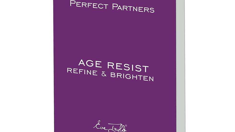 Perfect Partners Refine & Brighten - Active Exfoliant & C+Bright Moisturiser Kit