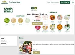 Islandwide Delivery - The Salad Shop