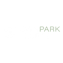 TownParkLofts_Logo_white and light green