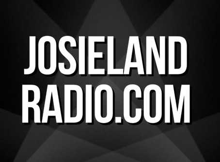 Josieland Radio is Officially Launched!