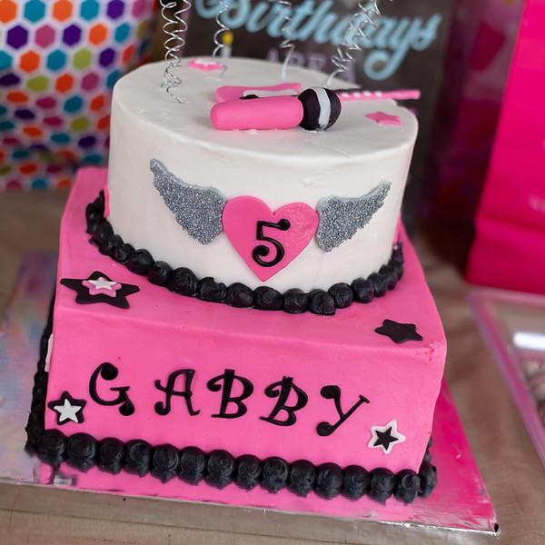 Gabby's 5th Birthday