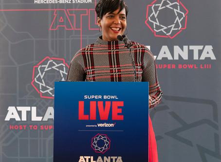 Super Bowl LIVE Comes to Atlanta!