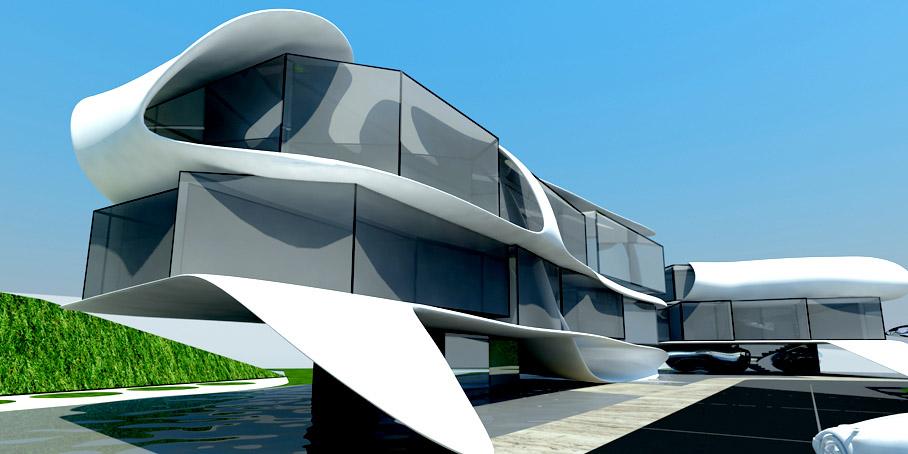 Architecture Design - Bel Gardenia