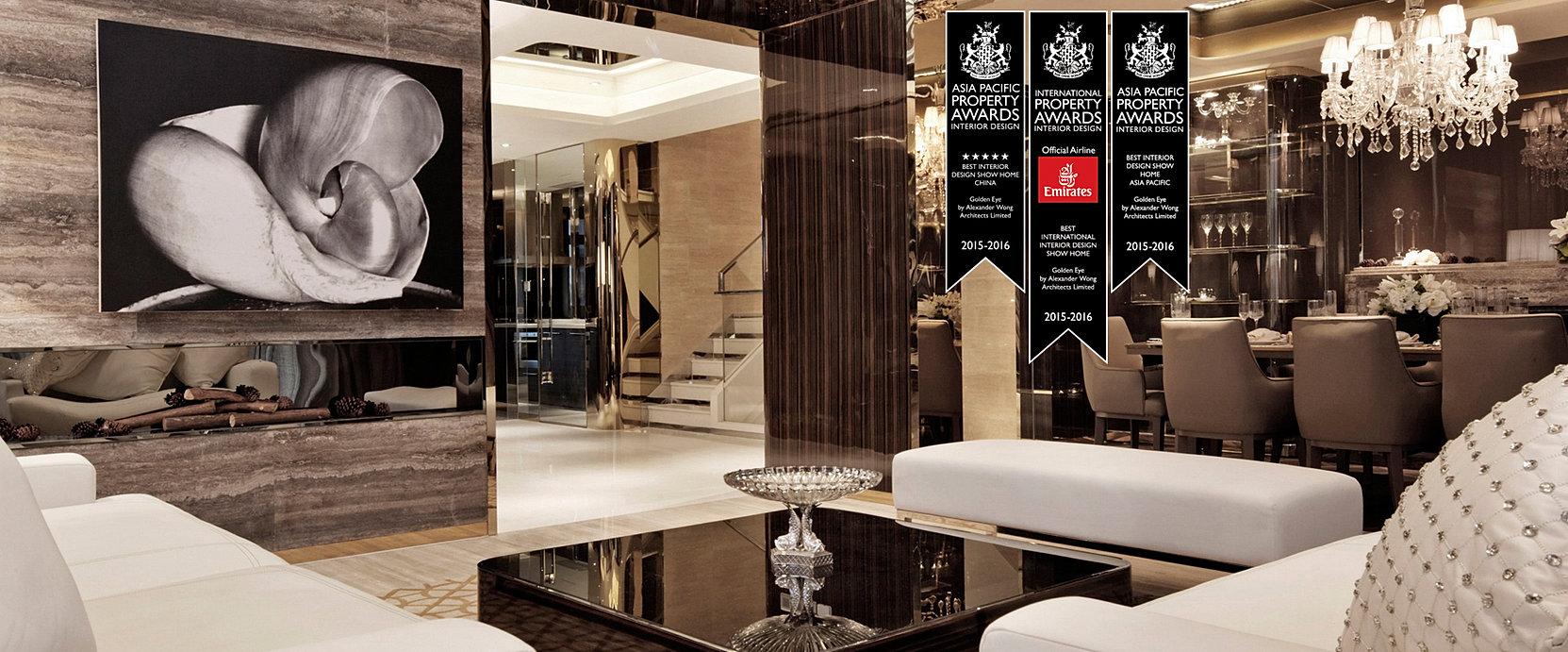 Alexander wong architects awards winning interior design for International interior designers