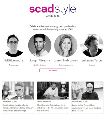 SCADstyle 2015 ( Hong Kong )
