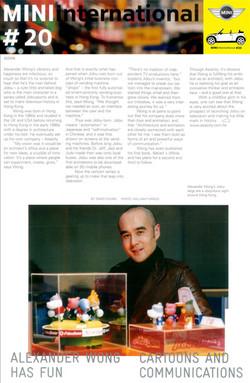 Mini International magazine