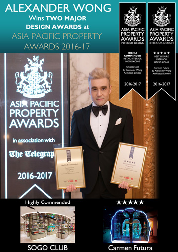 Asia Pacific Property Awards 2016-17