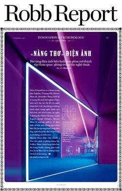 Robb Report Magazine (Vietnam)