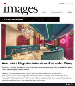 Aesthetica Magazine, Images Publishing