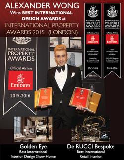 International Property Awards 2015