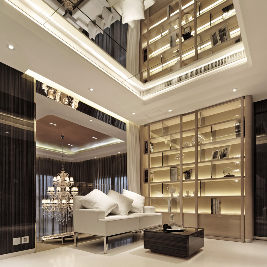 Interior Design - GOLDEN EYE
