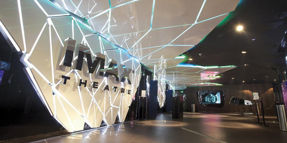 Cinema Design by Alexander Wong Architects