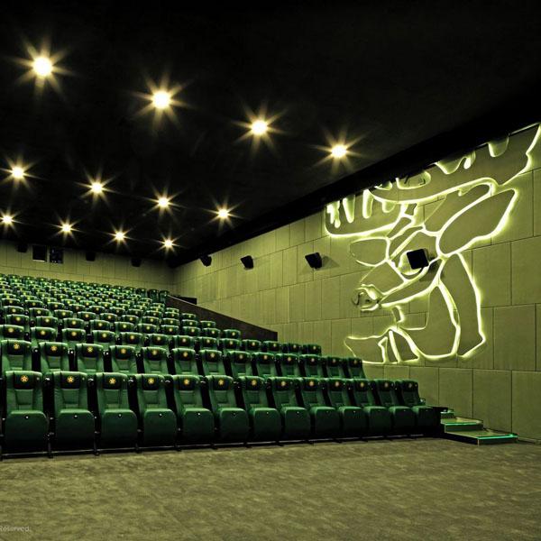 Cinema Design - Future Wild
