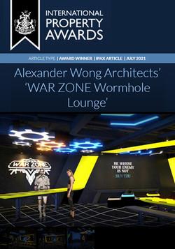 War Zone, Wormhole