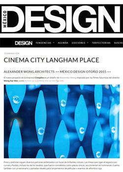 México DESIGN Magazine