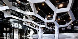Cinema Design - Digital Sky Garden