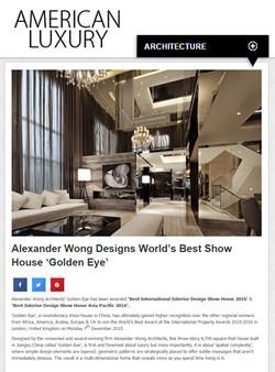 American Luxury Website (USA)