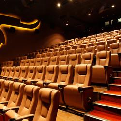 Cinema Design - UA iSqaure