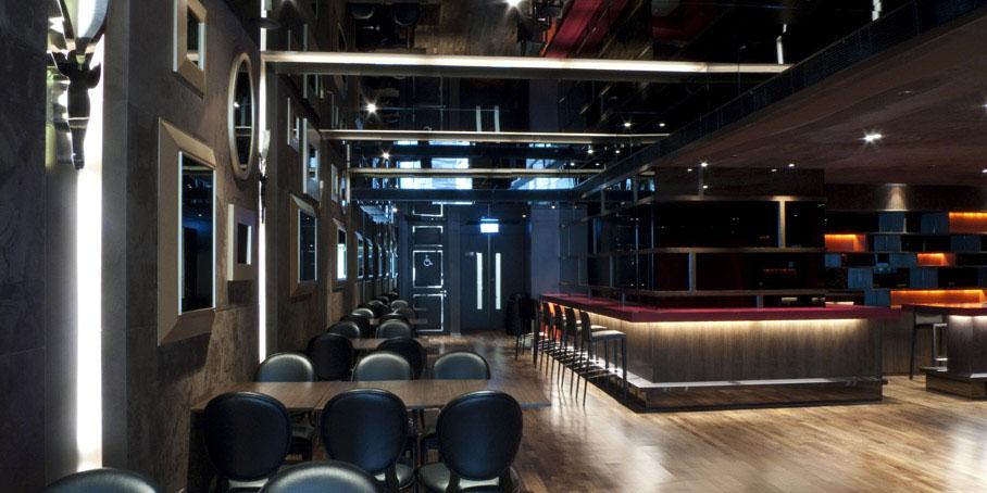 Interior Design - UA VIP Cafe