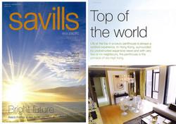 Savills Asia Pacific Magazine (HK)