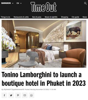timeout.com Tonino Lamborghini Hotel