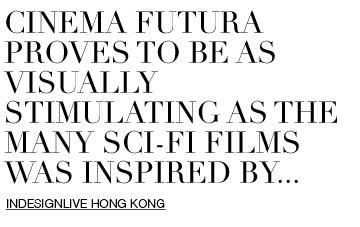 INDESIGNLIVE HONGKONG Website