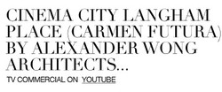 CINEMA CITY LANGHAM PLACE