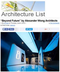 Architecture List (Hong Kong)