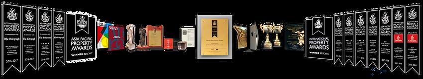 Awards of Alexander Wong