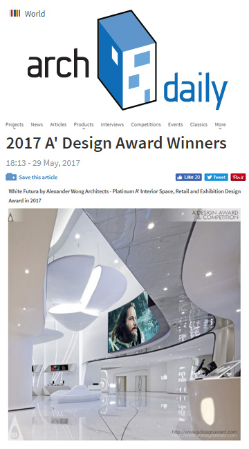 ArchDaily 网站 (国际)