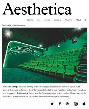 英国《Aesthetica》杂志