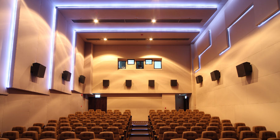 Cinema Design - UA Tuen Mun
